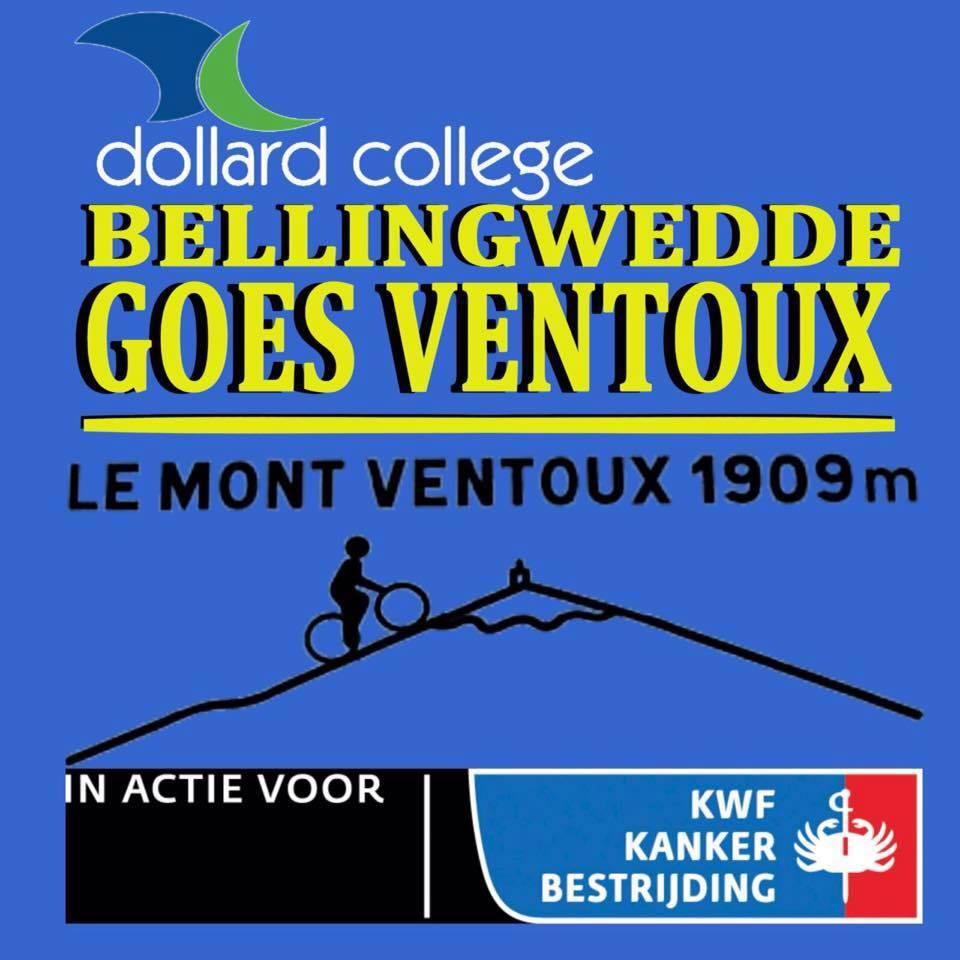 Belligwedde goes Ventoux