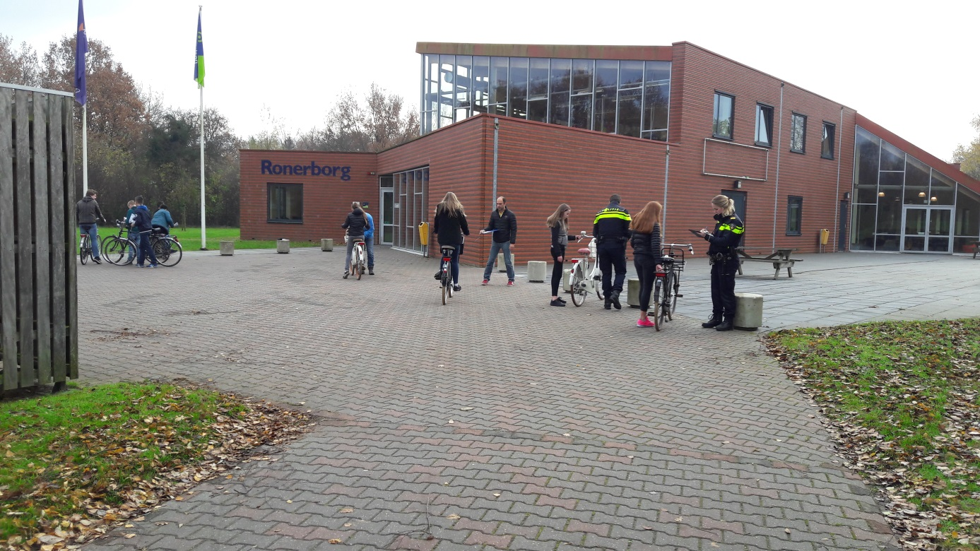 Fietscontrole Ronerborg